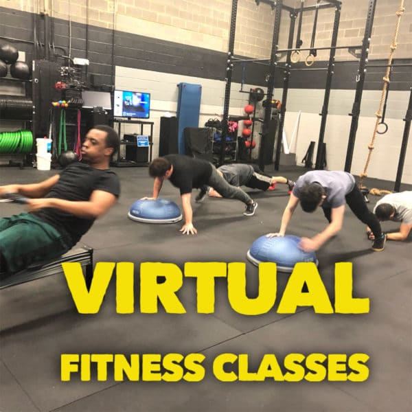 Virtual Fitness Classes