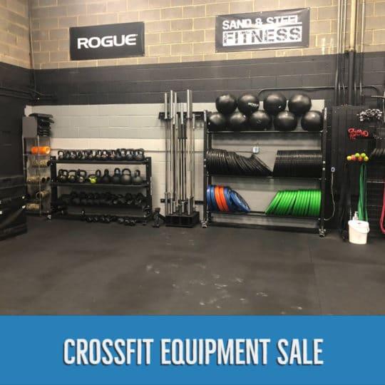 CrossFit Equipment Sale