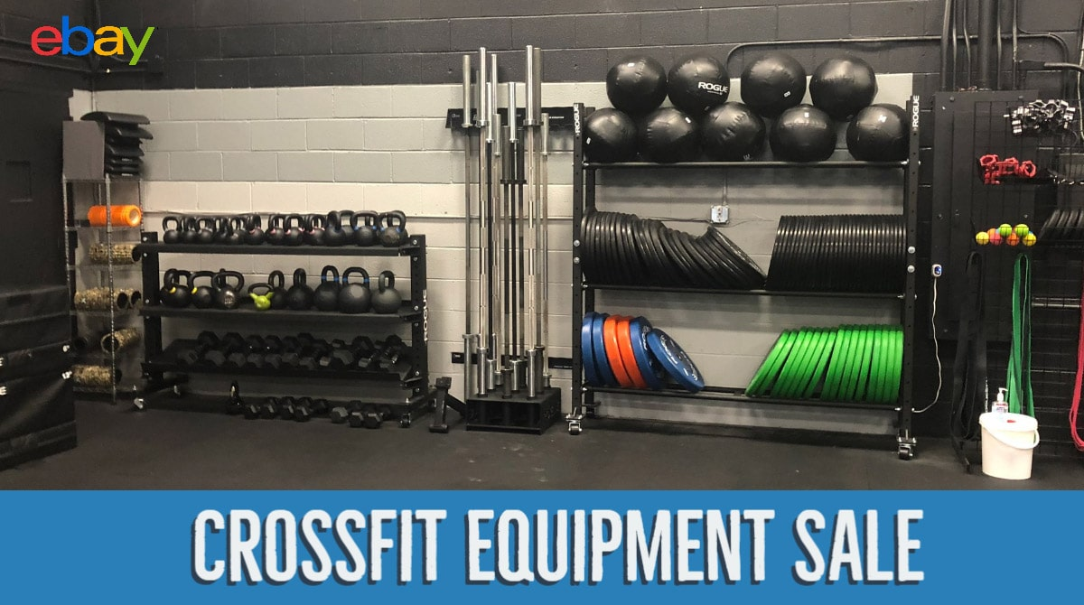 CrossFit Equipment Sale
