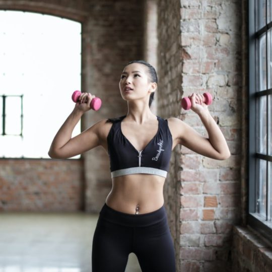 Dumbbell Strong Free Trial