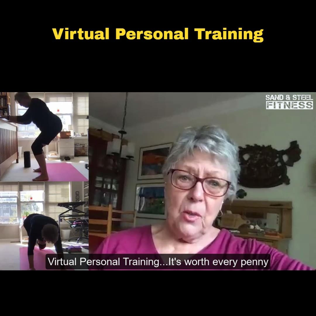 Virtual Personal Training for Seniors