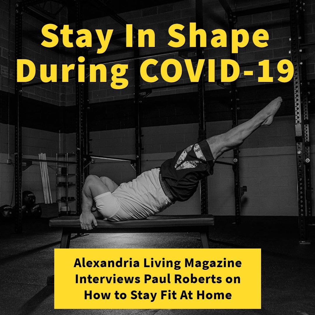 Stay In Shape During COVID-19