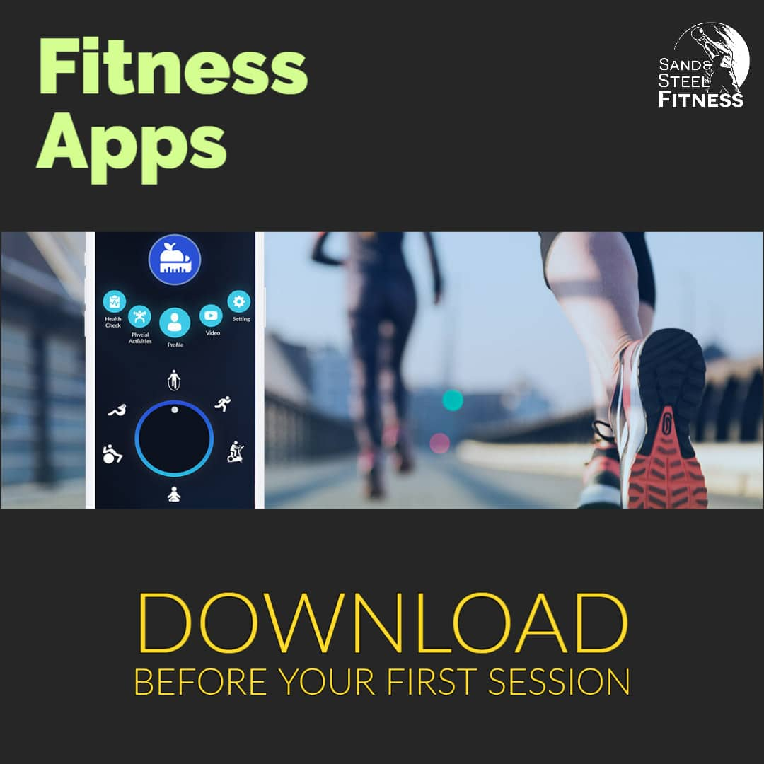 Fitness Apps SSF