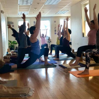 532 Yoga Alexandria 22314