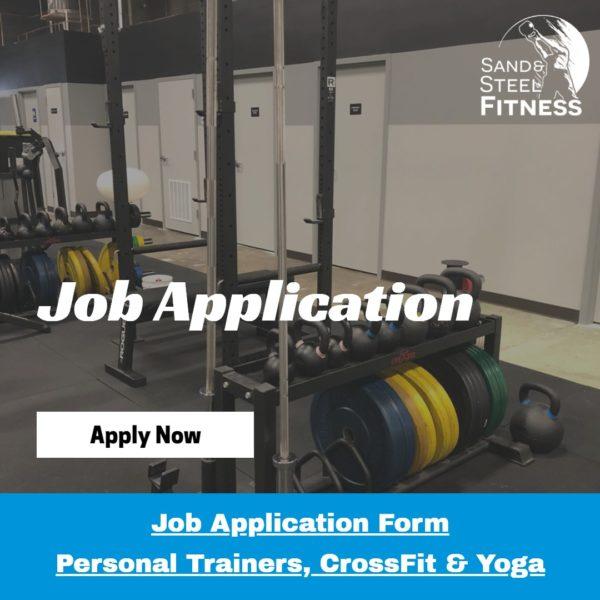 Personal Trainer Job Alexandria VA