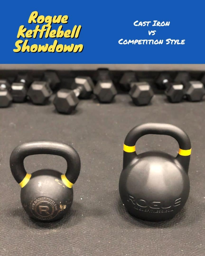 Rogue Fitness Kettlebell Review