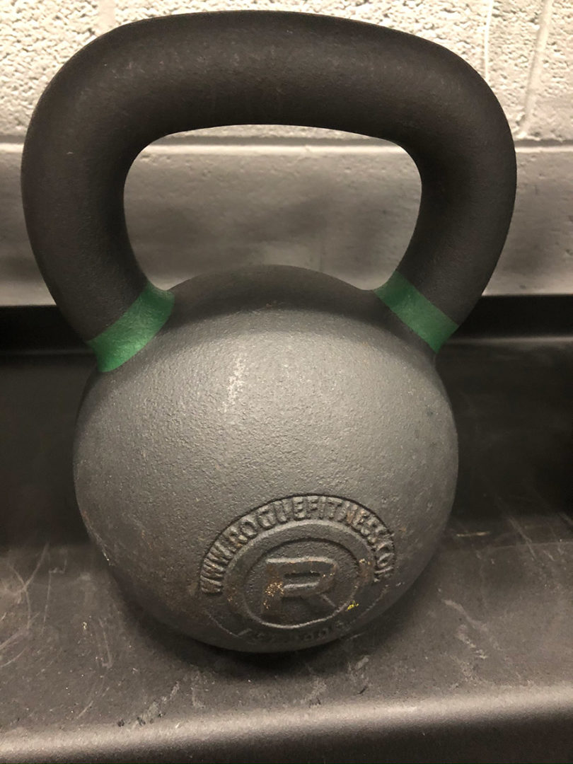 Rogue Fitness Kettlebell Review For Cast Iron 24KG