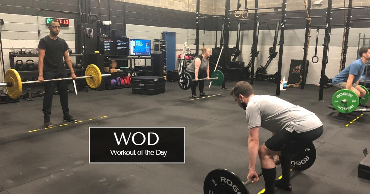 WOD Workout of the Day FB (1)
