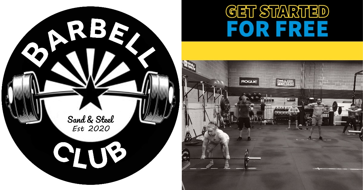 Barbell Club Gym Alexandria VA