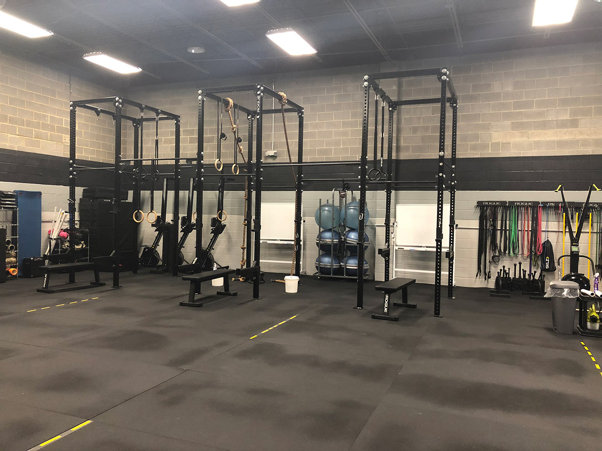 Rogue Barbell Gym in Northern VA