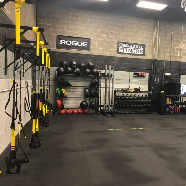 Rogue TRX Gym Alexandria VA Gym