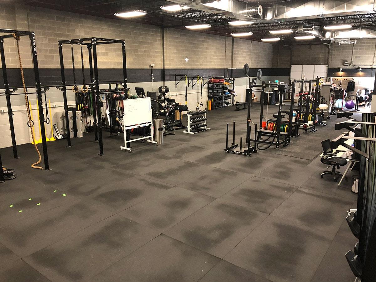 SSG Gym Back Northern Virginia