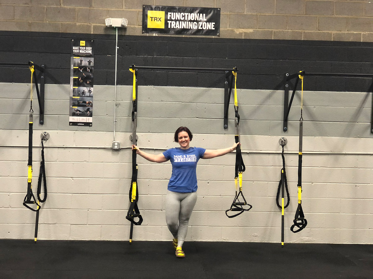 TRX Training Zone - Gyms in Northern Virginia