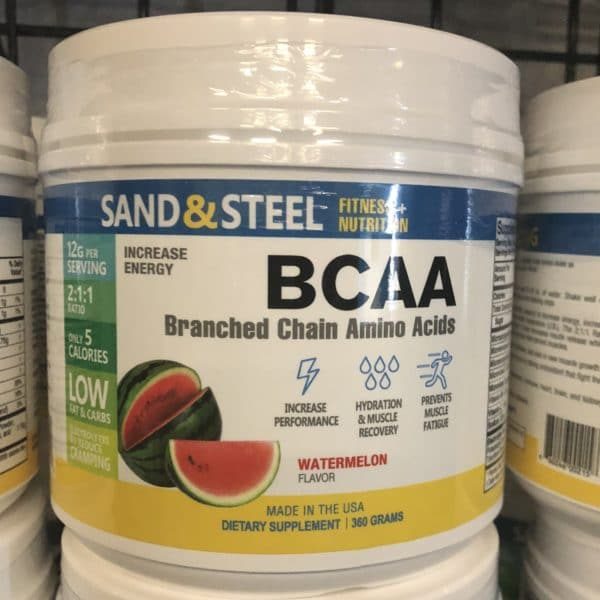 BCAA Branched Chain Amino Acids Watermelon