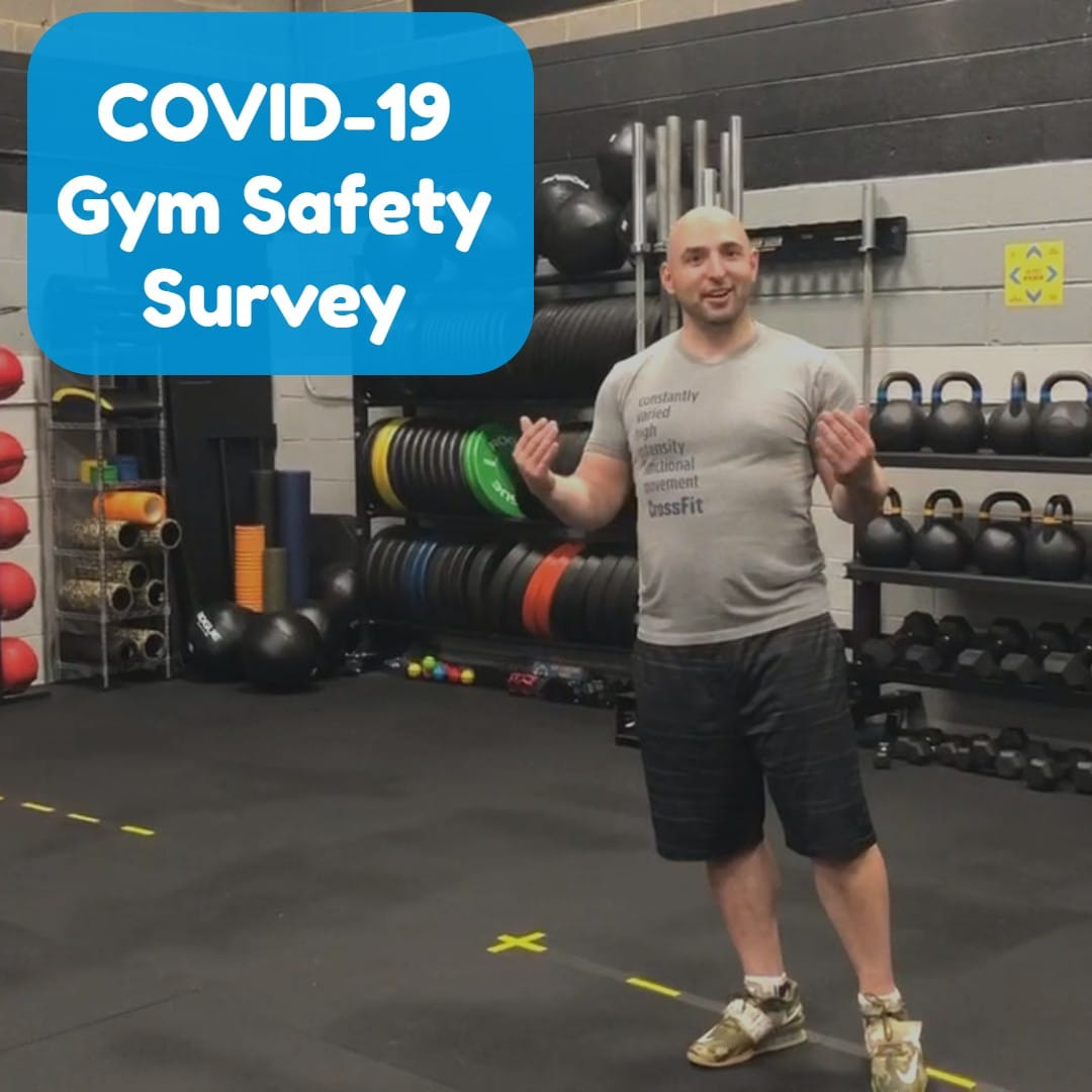 COVID-19 Gym Safety Survey IG