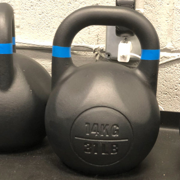 Rogue Fitness Competition Kettlebell 14KG Blue