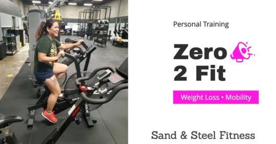 Zero2Fit Personal Training