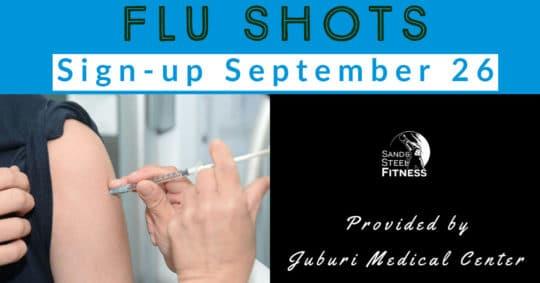 Flu Shots Alexandria VA