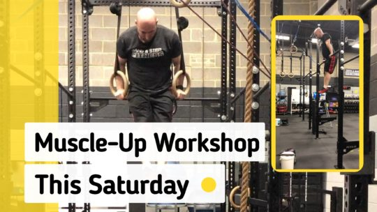 Muscle-Up Workshop