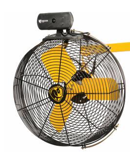 Air Eye Big Ass Fans Clean Air System