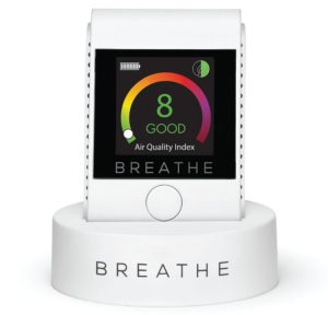 BREATHE - Smart 2 Personal Air Quality Monitor