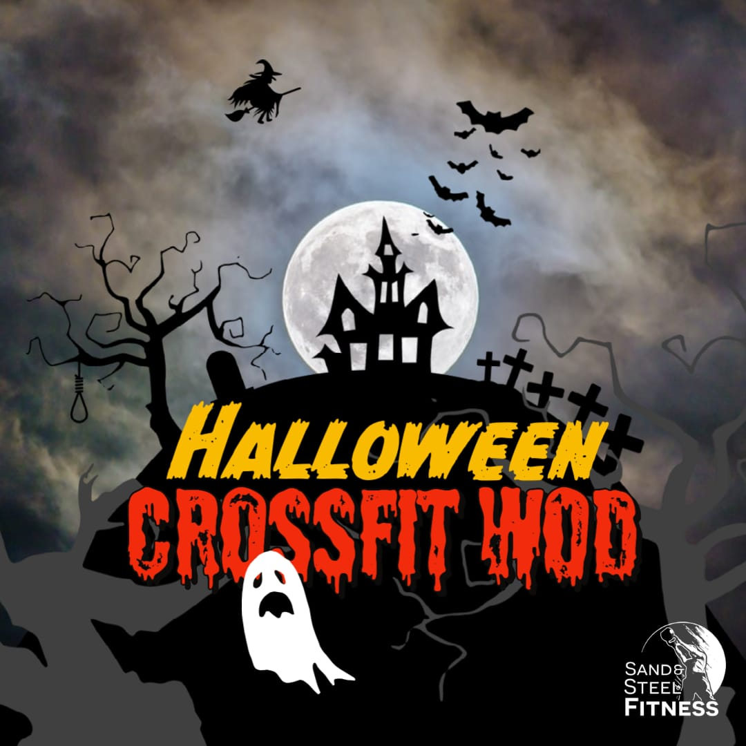 Halloween CrossFit WOD & Party