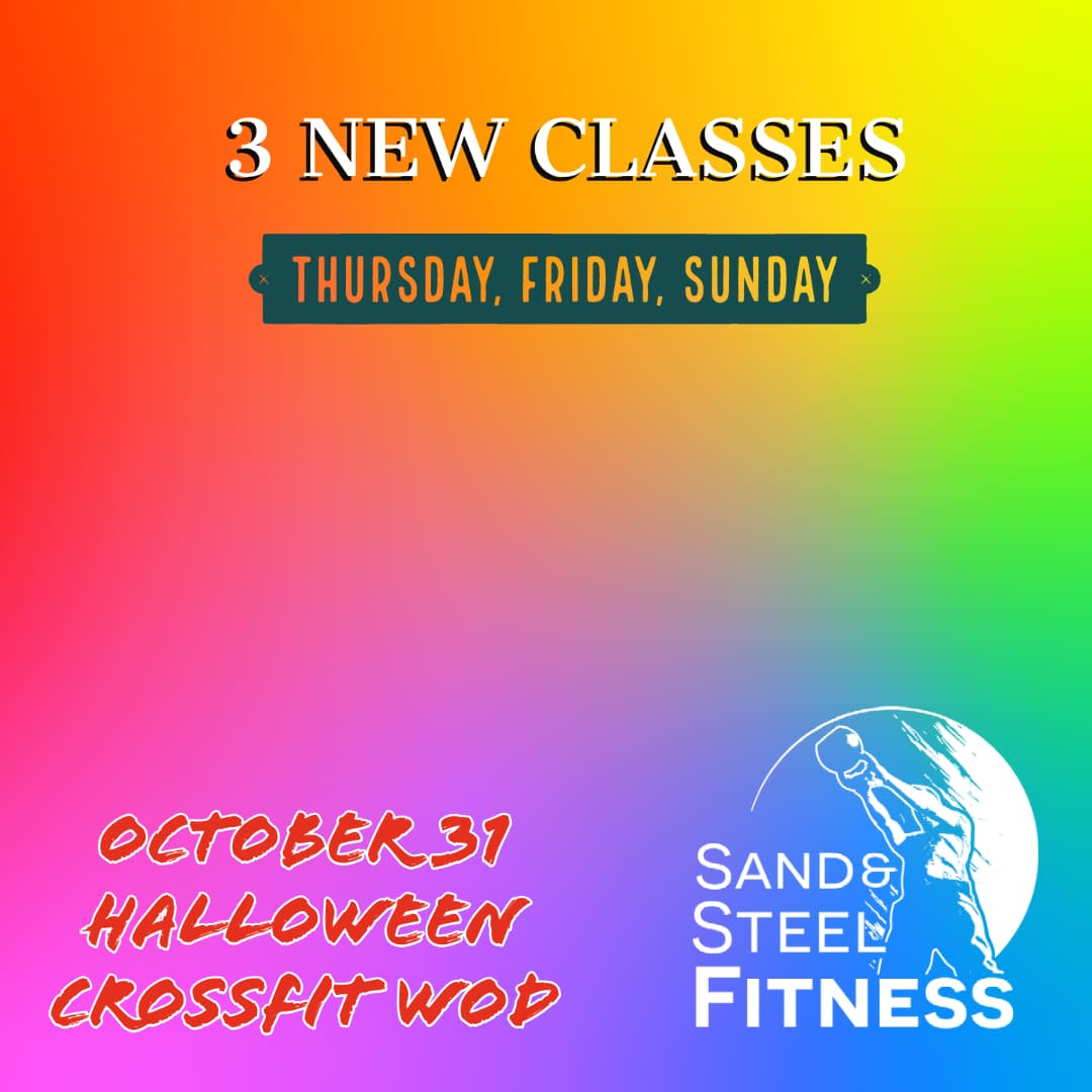 CrossFit Class News