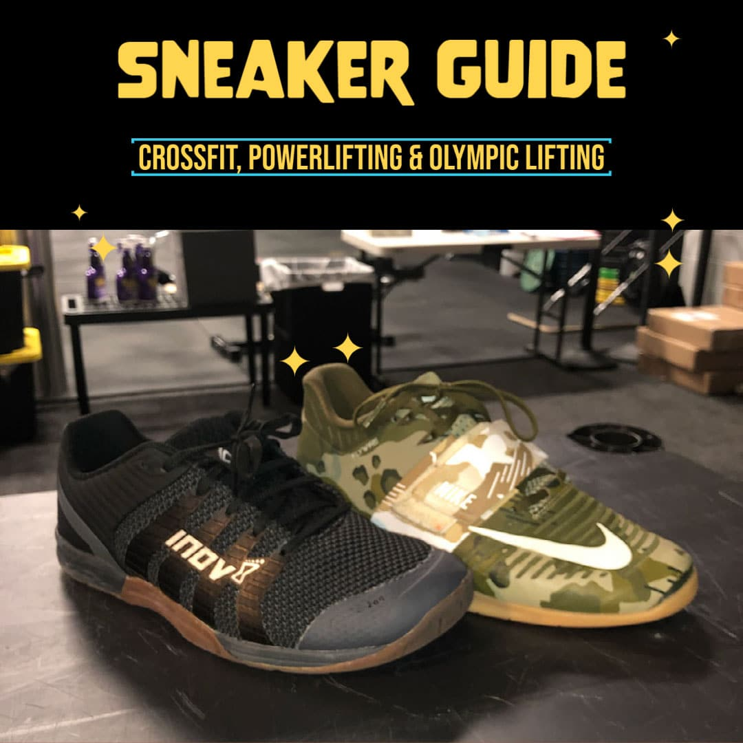 CrossFit Sneakers for Weight Lifting