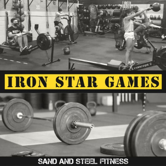 Iron Star Games