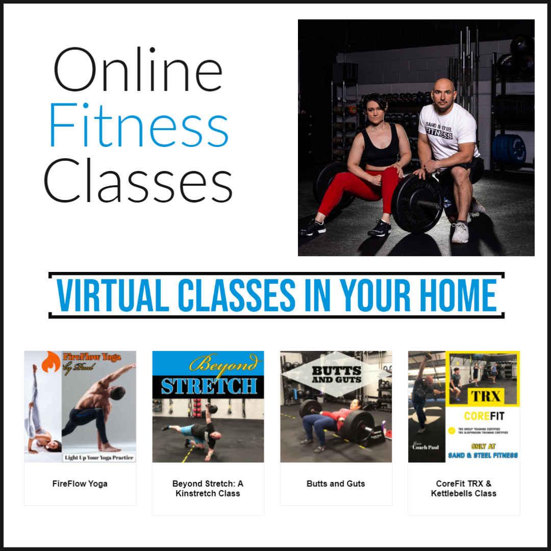 Online Fitness Classes V2 Opt