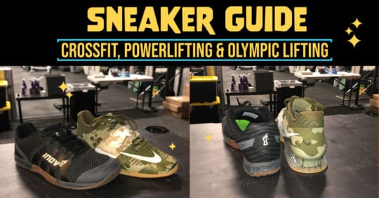 Sneaker Guide and Workout Shoes