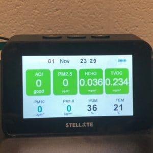 Stellate Air Quality Sensor