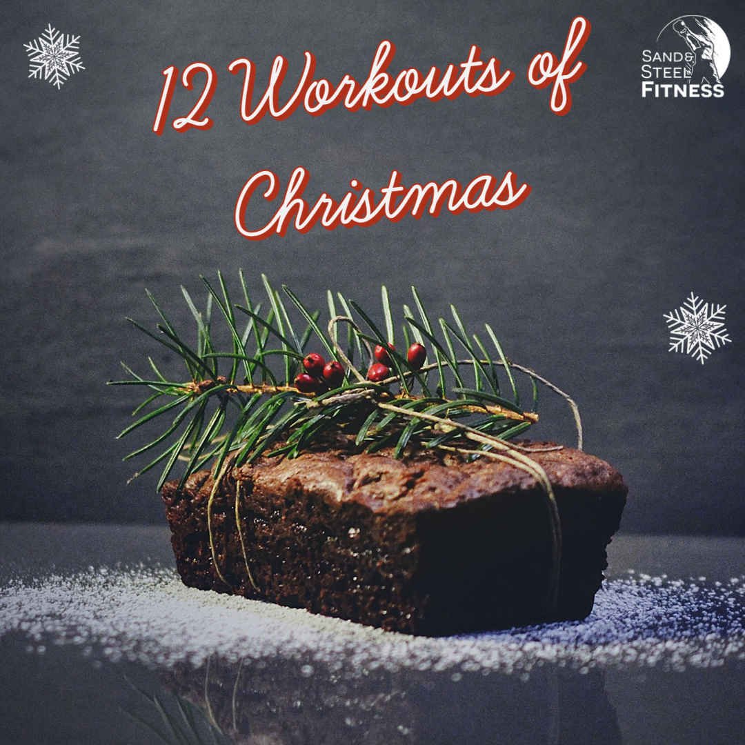 12 Workouts of Christmas Cover Image