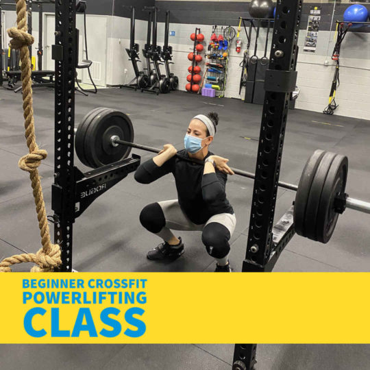 Beginner CrossFit Strong