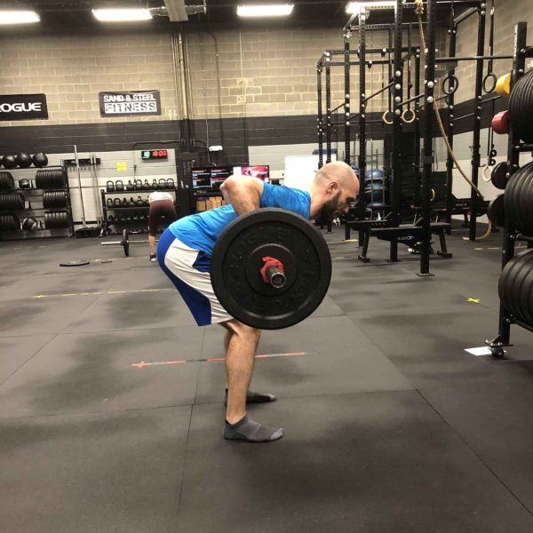 Butts and Guts Bent Over Row Opt