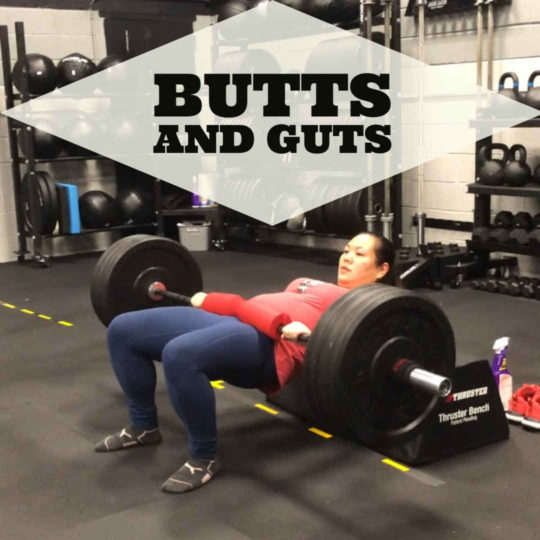 Butts and Guts