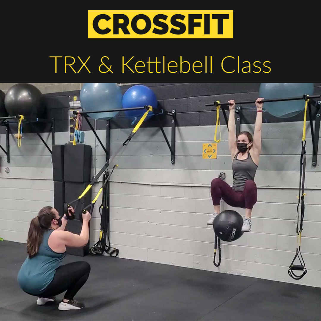 CrossFit TRX and Kettlebell Class Opt