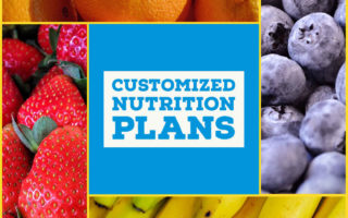 Customized Nutrition Plans Opt