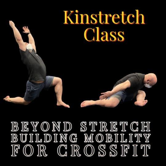 Kinstretch: Beyond Stretch Class