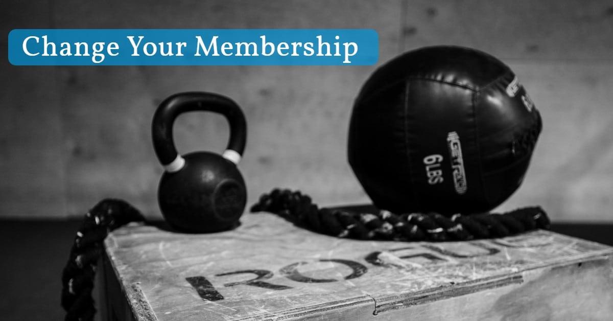 Membership Change