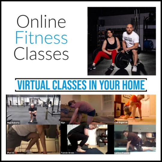 Online Fitness Classes Virtual At Home