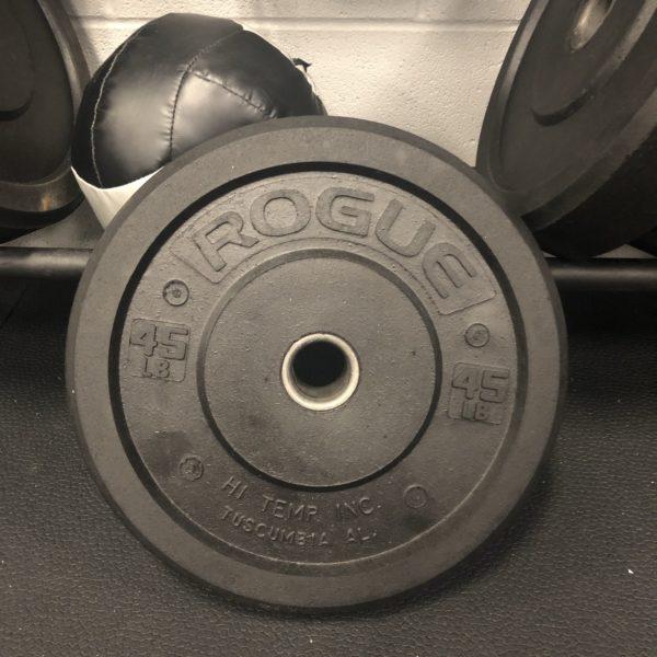 Rogue Hi Temp Bumper Plates