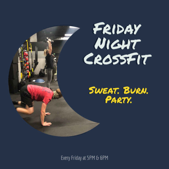 Friday Night CrossFit