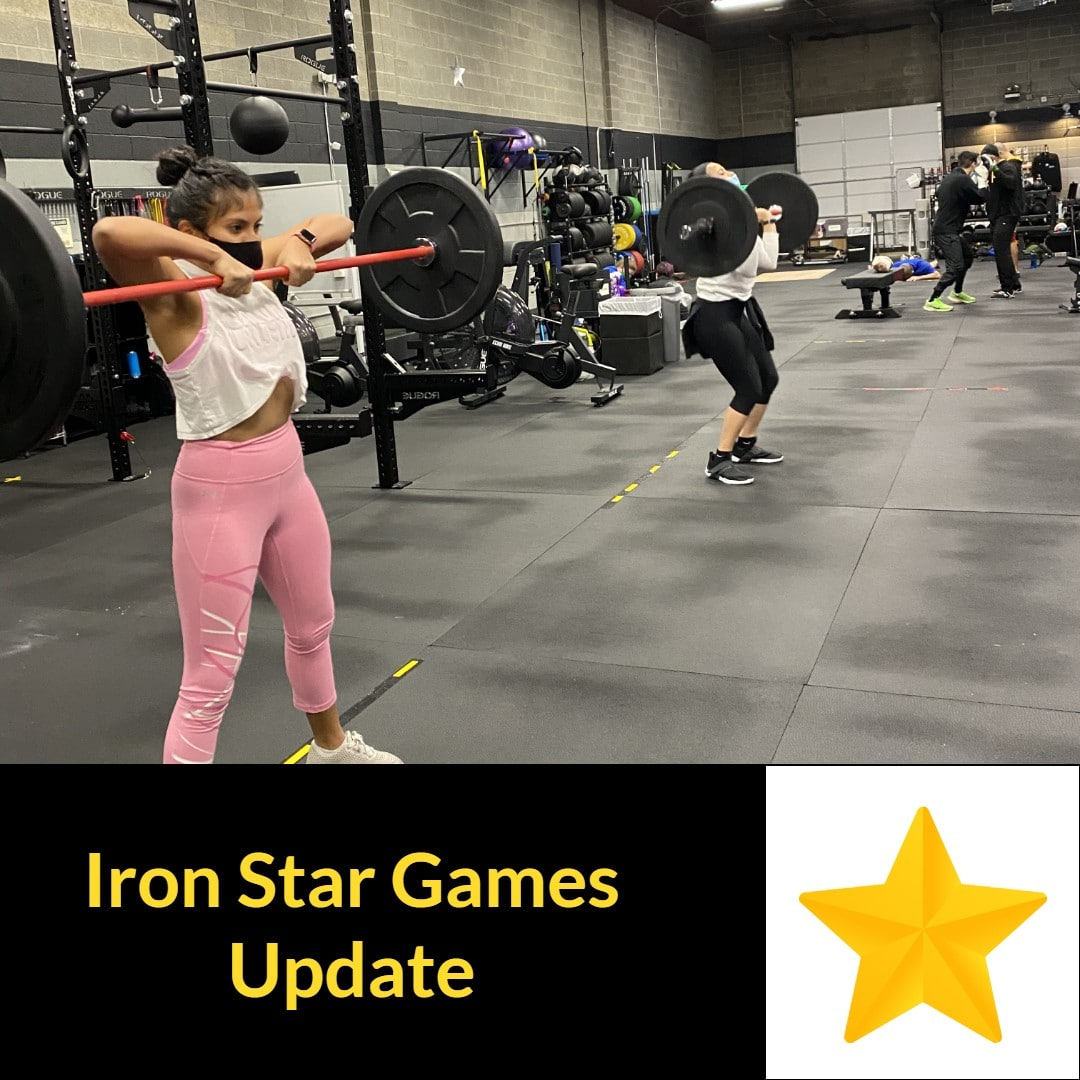 Iron Star Games Update