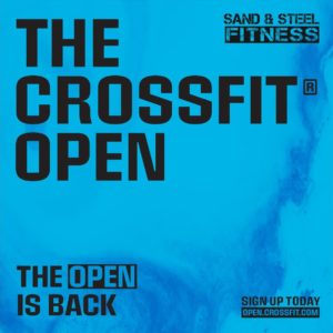 CrossFit Open 2021 Registration Alexandria