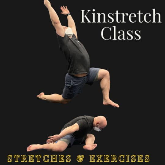 Kinstretch Class Stretches and Exercises