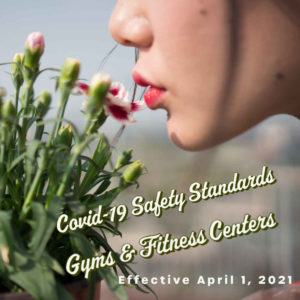COVID-19 Safety Standard Gyms and Fitness Opt