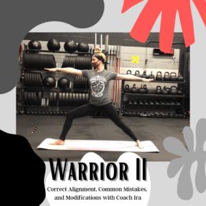Warrior II - Yoga Pose Guide