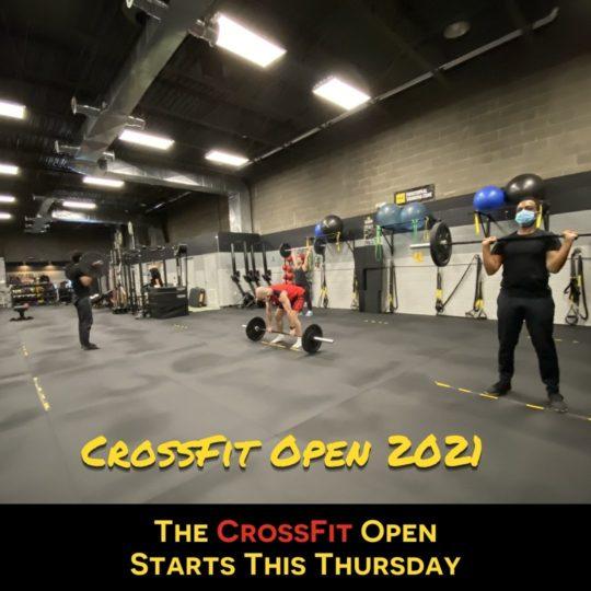 CrossFit Open 2021