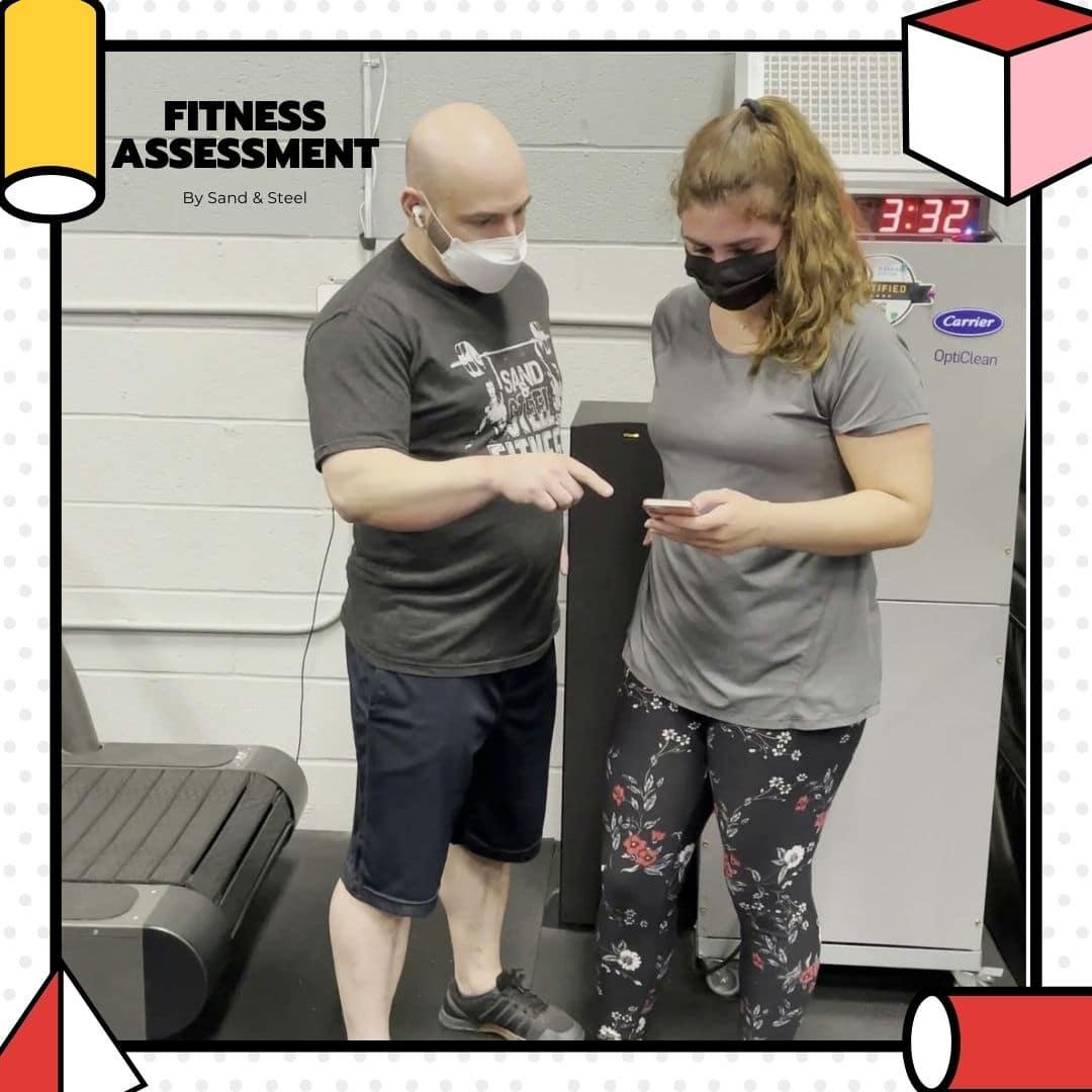 Fitness Assessment Square